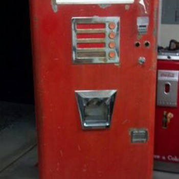 APCO Cup Dispenser - Coca-Cola