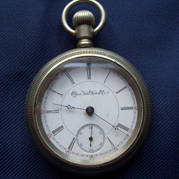 grampas pocket watch