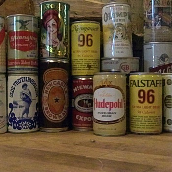 Small Portion of My Collection  - Breweriana