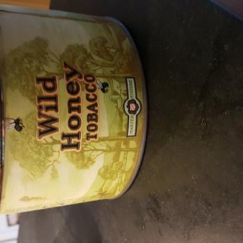 Wild honey tabacco tin - Tobacciana