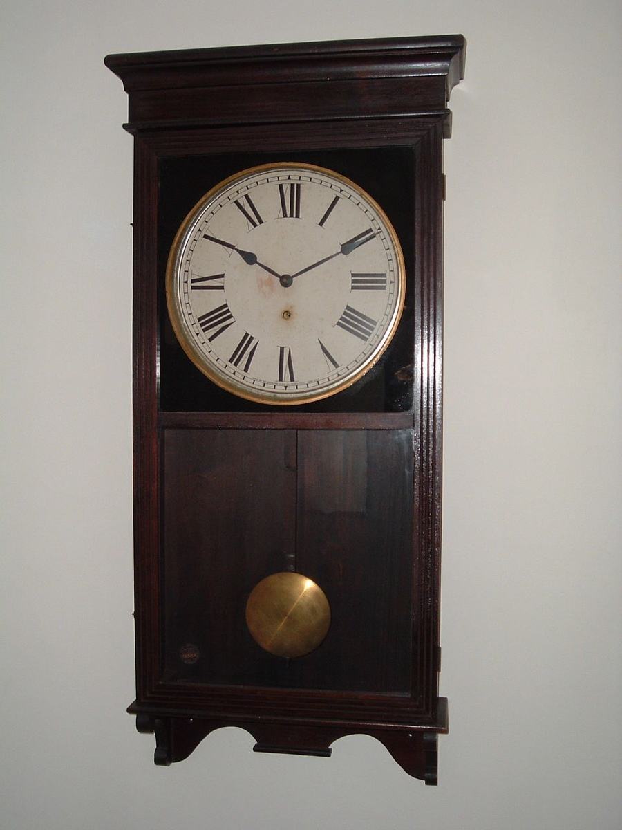 Gilbert regulator wall clock collectors weekly amipublicfo Image collections