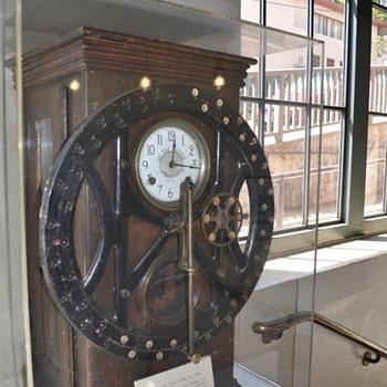 Cable Car Clock