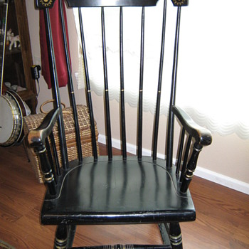 My old rocking chair - Furniture