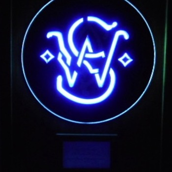Lighted Distributors Sign - Advertising