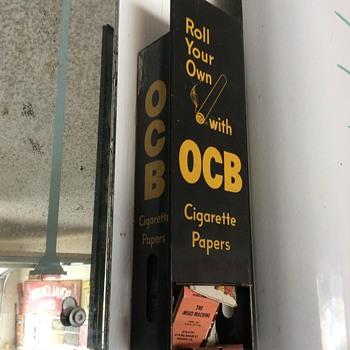 OCB better than OCD  - Advertising