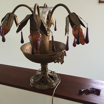 Unusual Lamp  - Lamps