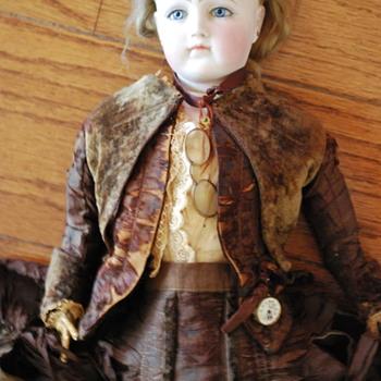 19th Century Doll