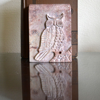 Owl Bookends - Books