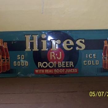 various signs - Advertising
