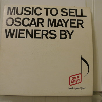 Weiner Music...1967 Promo Record....6 different music genres - Records