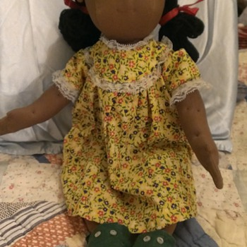 Hand made doll
