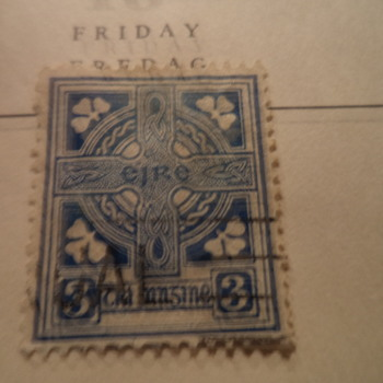 Eire - Postage Stamps of Ireland