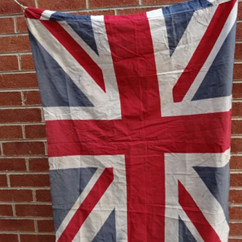 Very old Union Jack
