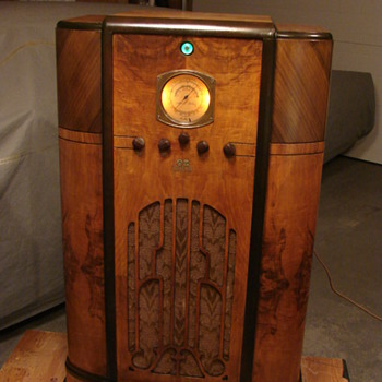 Show Amp Tell Antique Console Radios Collectors Weekly