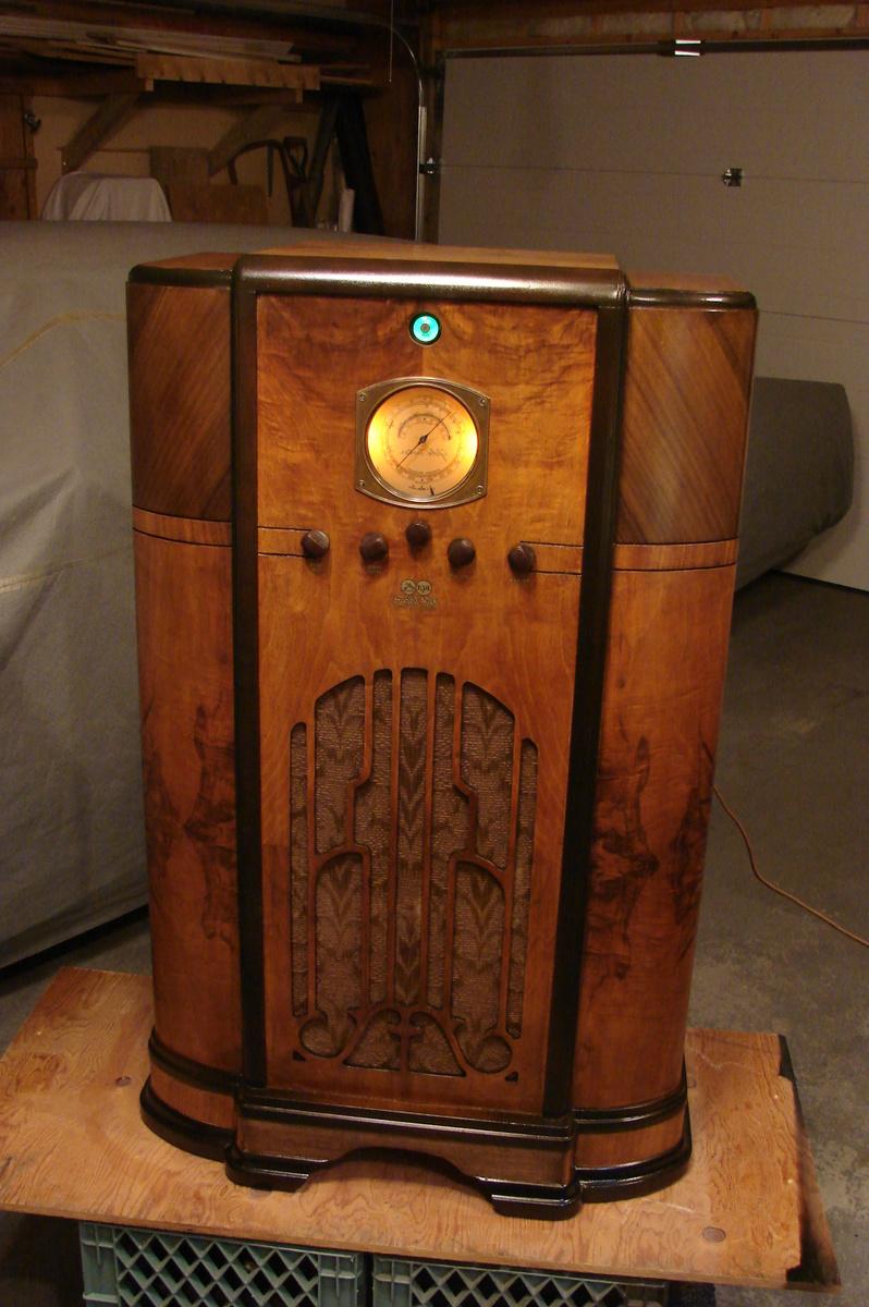Rca Model C8 16 Console Radio 1936 Collectors Weekly