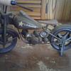 U.S general harley motor cycle toy