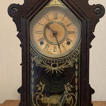 Clock Age, Etc. - Clocks