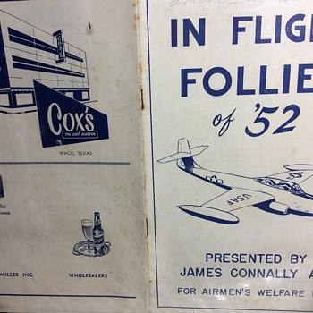 A Human Follie Fly bY  Sir Everett Horton  - Advertising