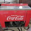 kelvinator coke chest cooler