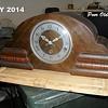 My recently restored Enfield Mantel Clock