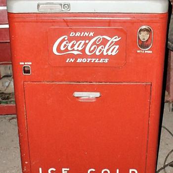 Vendo 23 - Coca-Cola