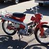 1967 Honda CT90