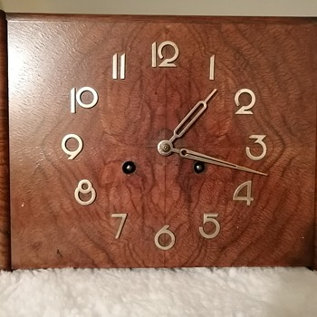 Original Kienzle Mantel Clock - Clocks