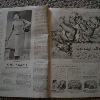 May 1937 Chatelaine Adverts Continued