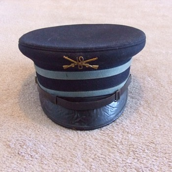 M1902 US Army Infantry visor cap - Military and Wartime