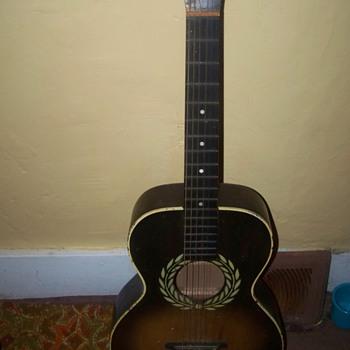 p'mico guitar - Guitars