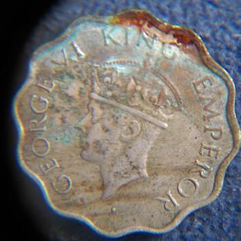 English , India coin ??