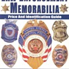 Law Enforcement Memorabilia book