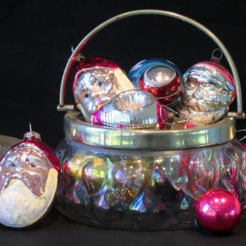 Harrach Iris glatt Basket - MERRY CHRISTMAS EVERYONE