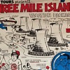 NRC Three Mile Island Nuclear Recreation Poster....by Mr. Radiation 1979