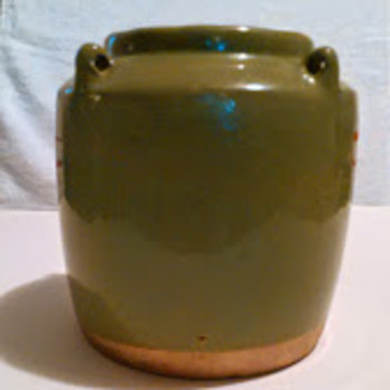 Asian Artifact Storage Jar Possibly a Chigusa? - Asian