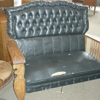 More Interesting Items At The Vintage Hardware Store - Furniture
