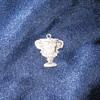 Sterling Sugar Bowl LSU 1965 charm