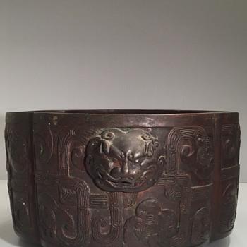 Ritual Vessel or censer? - Asian