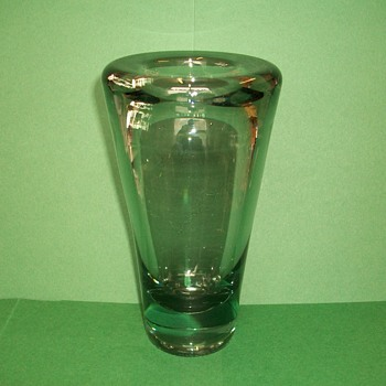 Danish Holmegaard Art Glass