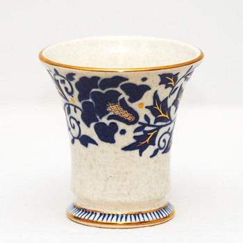 Small Vase by Charlotte Rhead (England), 1940's - Pottery