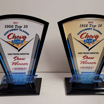 Hot Rod Trophys - Sporting Goods