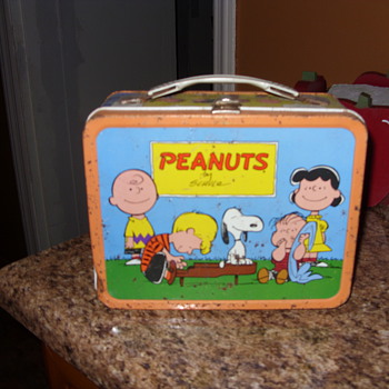 peanuts lunch box - Kitchen