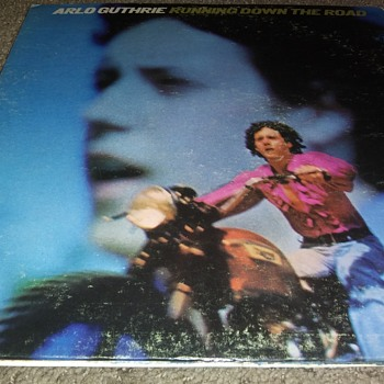 ARLO GUTHRIE - Records