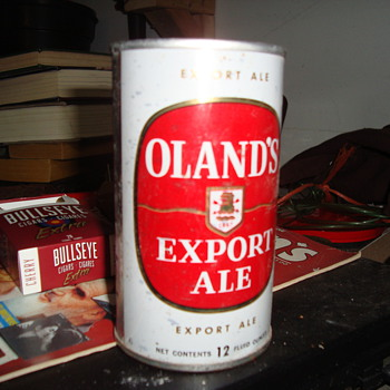 beer can from 1971  - Breweriana