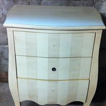 Furniture made in 1967 from Hamilton Ont.