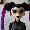 Exclusive Edition 2004 Red Shoot Hypnotica Gaze Bleeding Edge BeGoth Doll Series 4