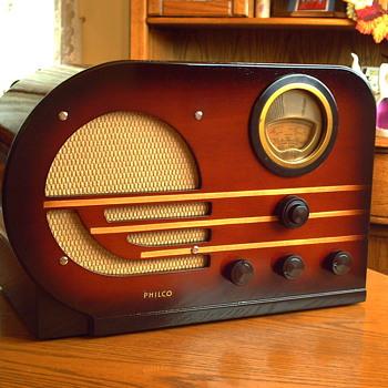 1938 philco 38-10 - Radios