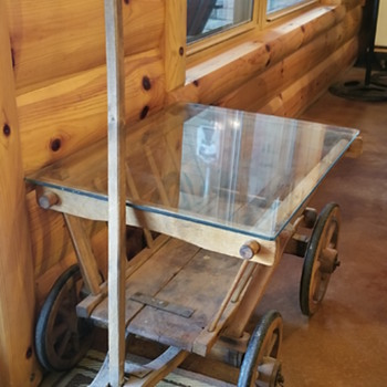 Goat cart  - Tools and Hardware