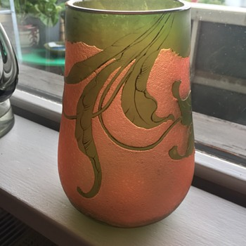 Unknown vase ...anybody? - Art Glass