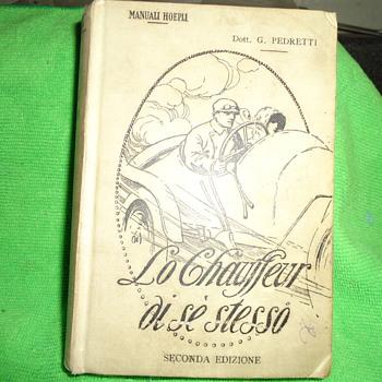 need information on 1916 automotive manuel - Books